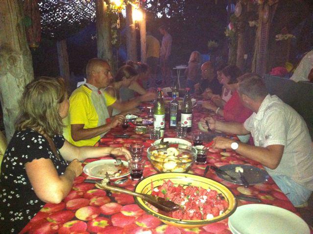 gli asini felici - samen tafelen