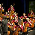 Hofstads jeugdkorkest in Toscane