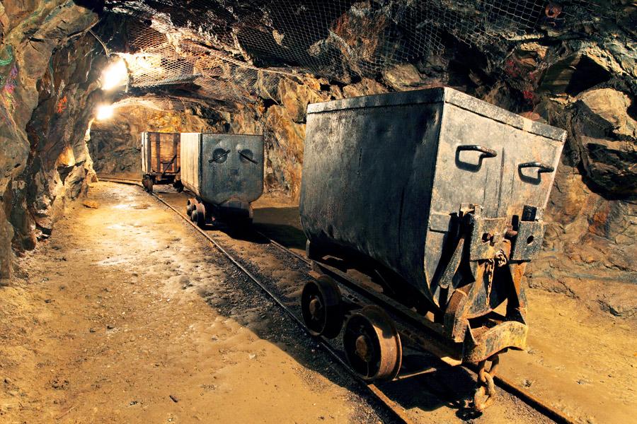 Zilvermijn Antro del Corchia