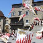 La Giostra dell'Archidado: het middeleeuwse feest in Cortona