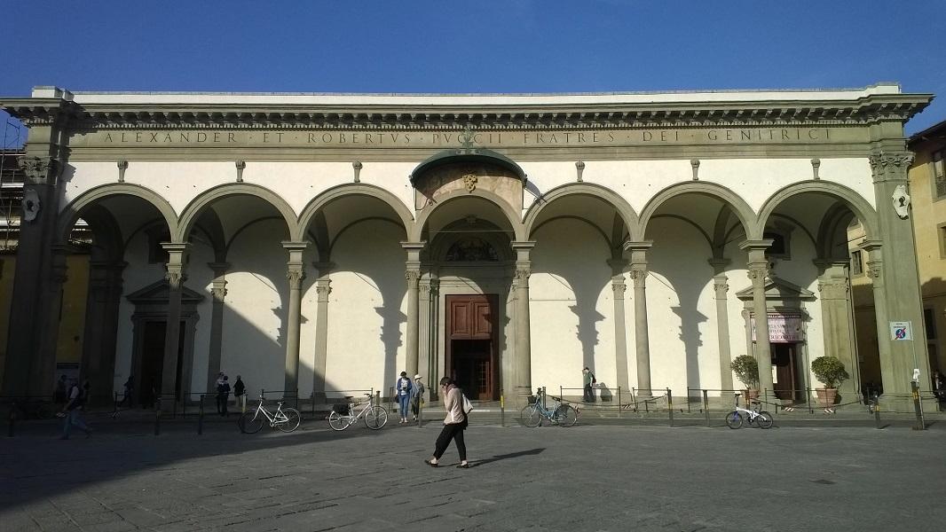 Basilica della santissima annunziata Firenze