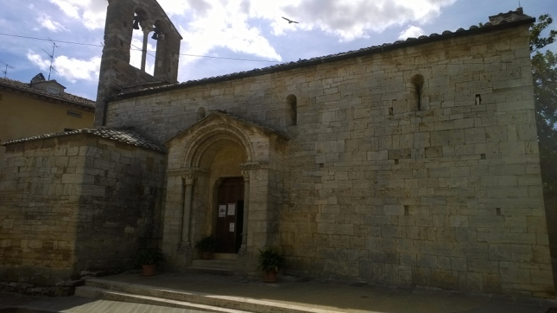de kerk Chiesa di Santa Maria Assunta