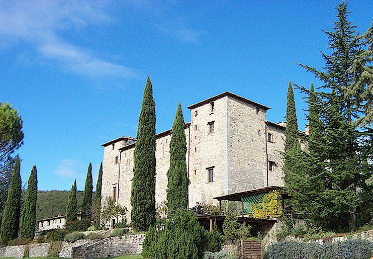kasteel van Spaltenna