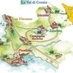 De Val di Cornia streek