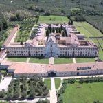 Het klooster Certosa di Calci nabij Pisa