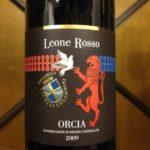 De wijnroute Strada del vino Orcia