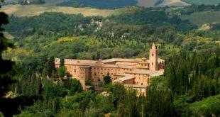 abbazia Monte Oliveto Maggiore Siena