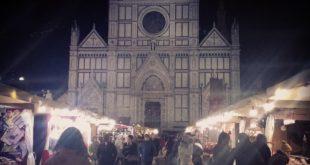 kerstmarkt Firenze
