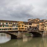 Ponte Vecchio in Firenze