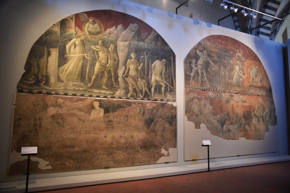 Firenze-Paolo Uccello-Santa Maria Novello