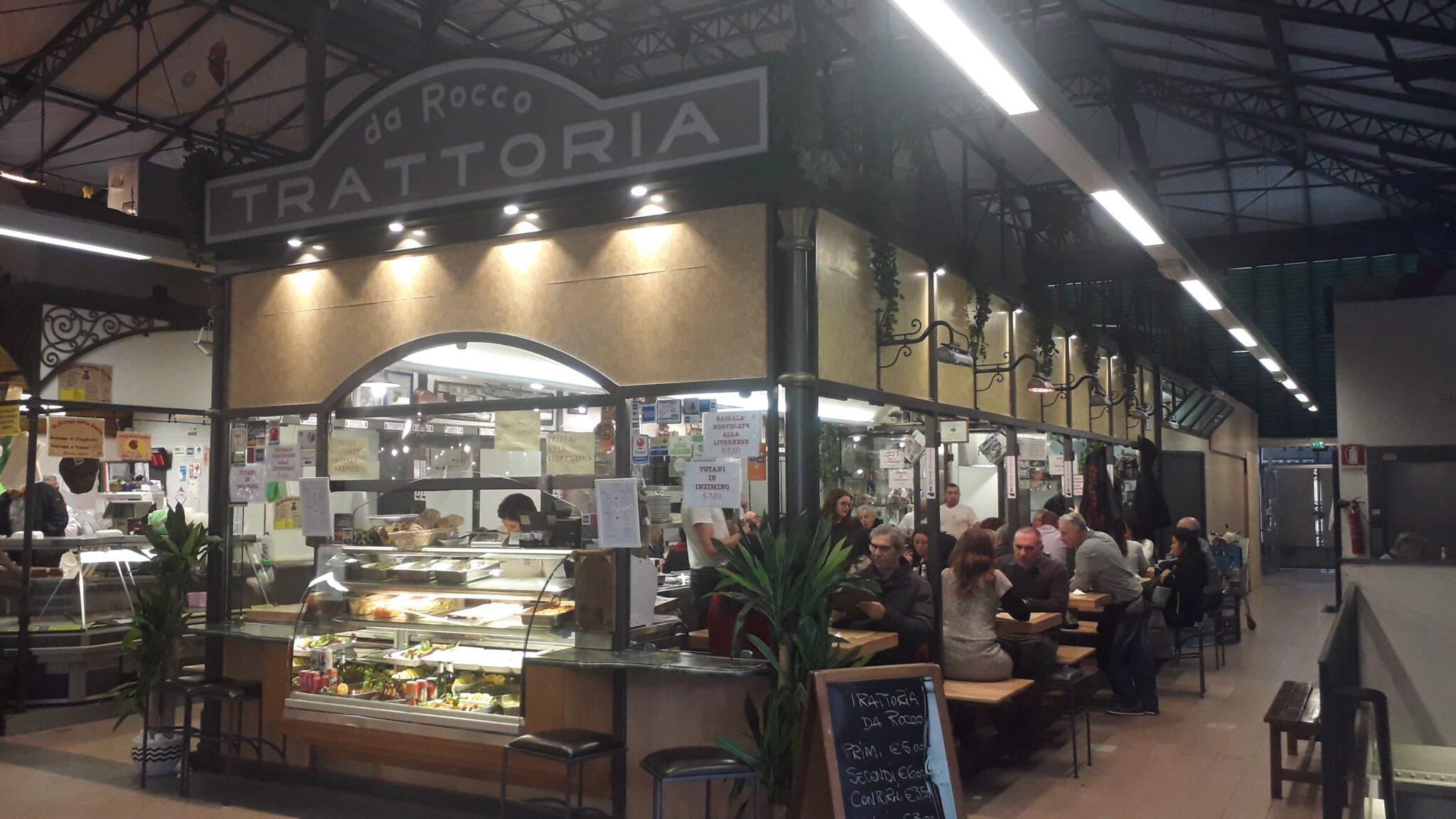 Firenze-trattoria Rocco Sant Ambrogio