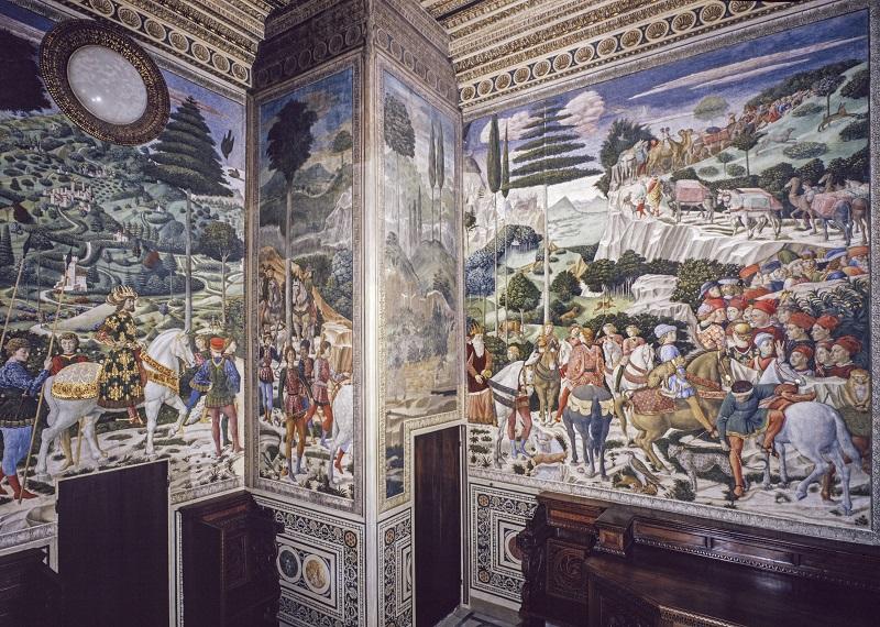 Cappella dei Magi-FIrenze-Palazzo Medici Riccardi