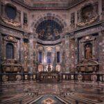 De kerk San Lorenzo in Firenze