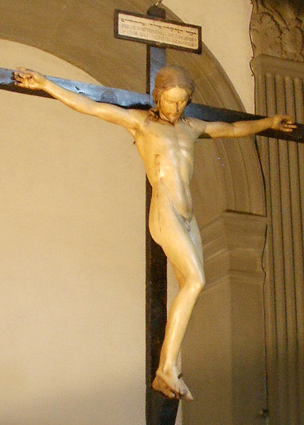 Santo Spirito-Michelangelo-Christusbeeld