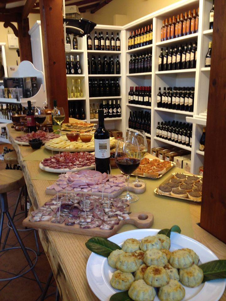 Cantina del Valdarno superiore - degustatie