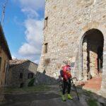 Fietstocht naar de hoogste berg van de Chianti vanuit Gaiole in Chianti