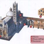 Bezoek het complex van de kathedraal van Siena met de Siena Pass