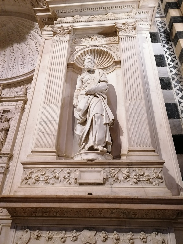 Siena kathedraal Michelangelo