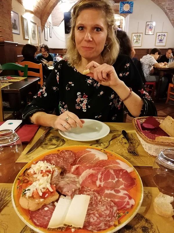 Trattoria Fontegiusta Siena