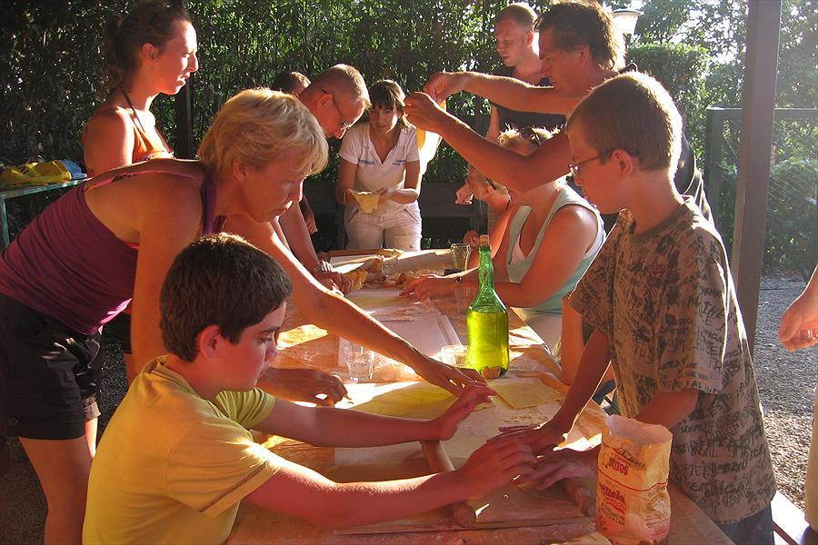 camping Barco Reale Toscane - kookcursus