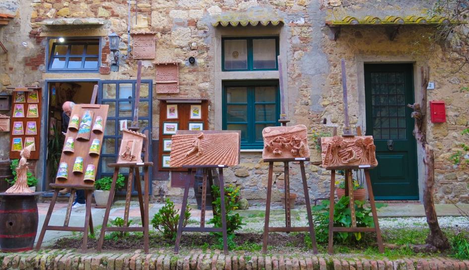 Bolgheri Toscane