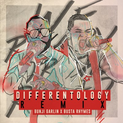 Bunji_Garlin_Differentology_Artwork