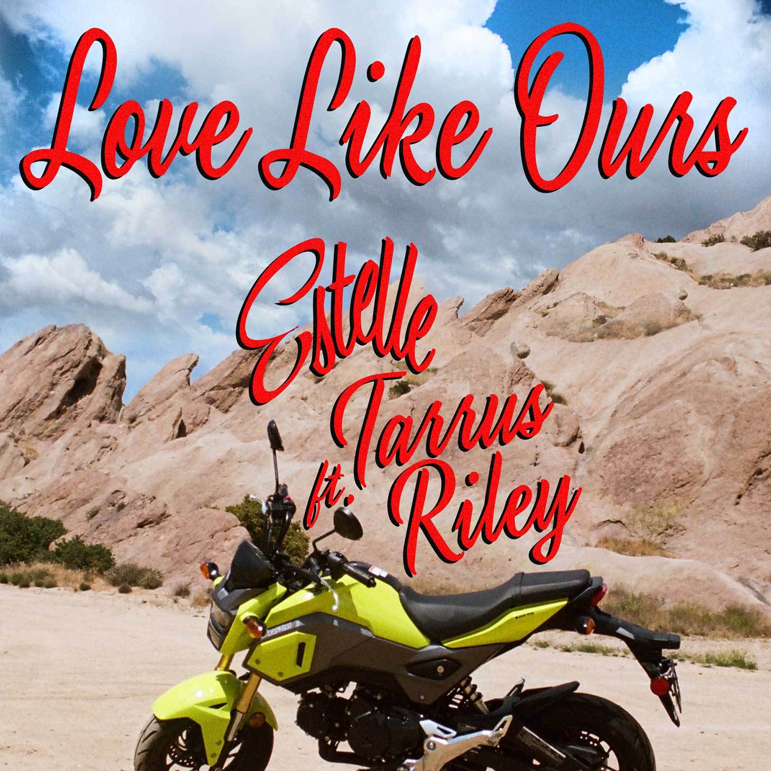 Love Like Ours (feat. Tarrus Riley) – Estelle