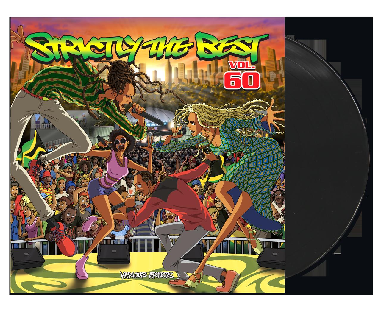 Strictly The Best vol. 60 (LP Vinyl)