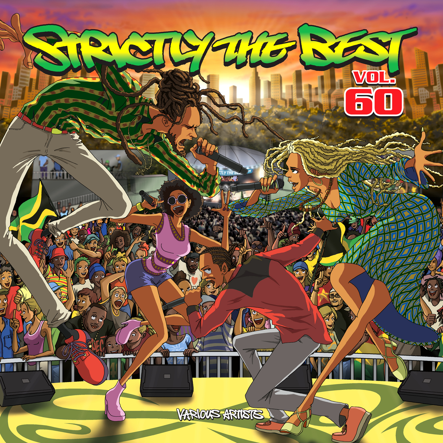 Strictly The Best vol. 60 (2CD Set)