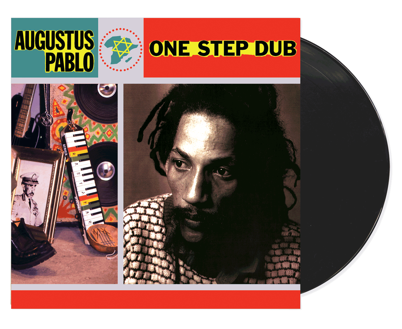 One Step Dub (LP Vinyl)