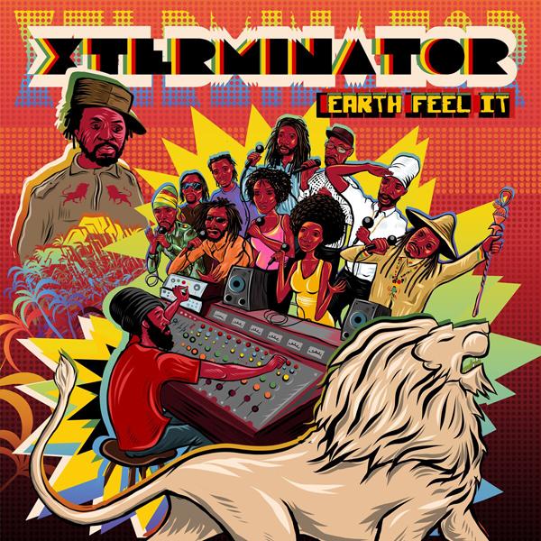 Xterminator – Earth Feel It (7″ Box Set)