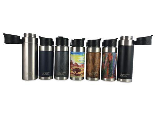 Vacuum Insulated Travel Mugs & Water Bottles