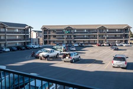 Campus Park Apartments