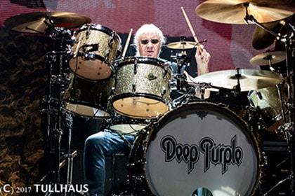 Deep Purple concert photos