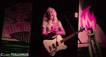 Kelly Ogden The Dollyrots