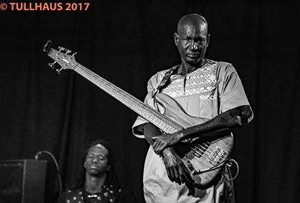 Mali's Habib Koite and band