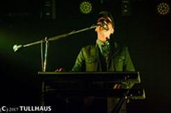 Keyboardist Buzz McCoy.