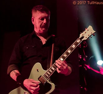 Mastodon's Bill Kelliher at the Pageant.