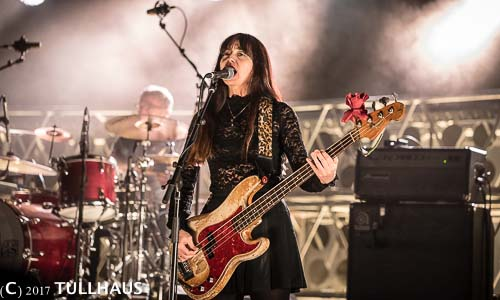 Paz Lechantin, The Pixies