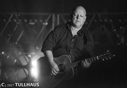 Frank Black of The Pixies.