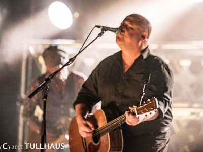 The Pixies play the Peabody Opera House.