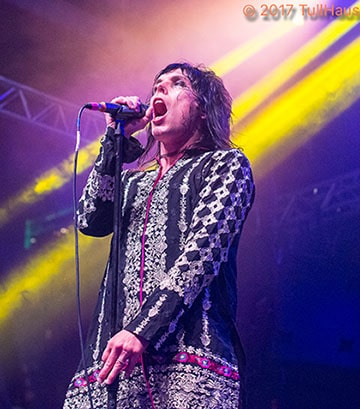 concert photos of the Struts