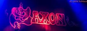 Saxon live