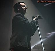 Marilyn Manson live.