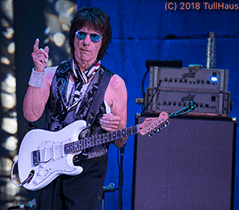 Guitar Legend Jeff Beck.
