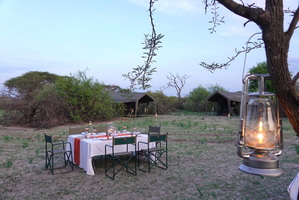 Brave Africa Luxury Camp