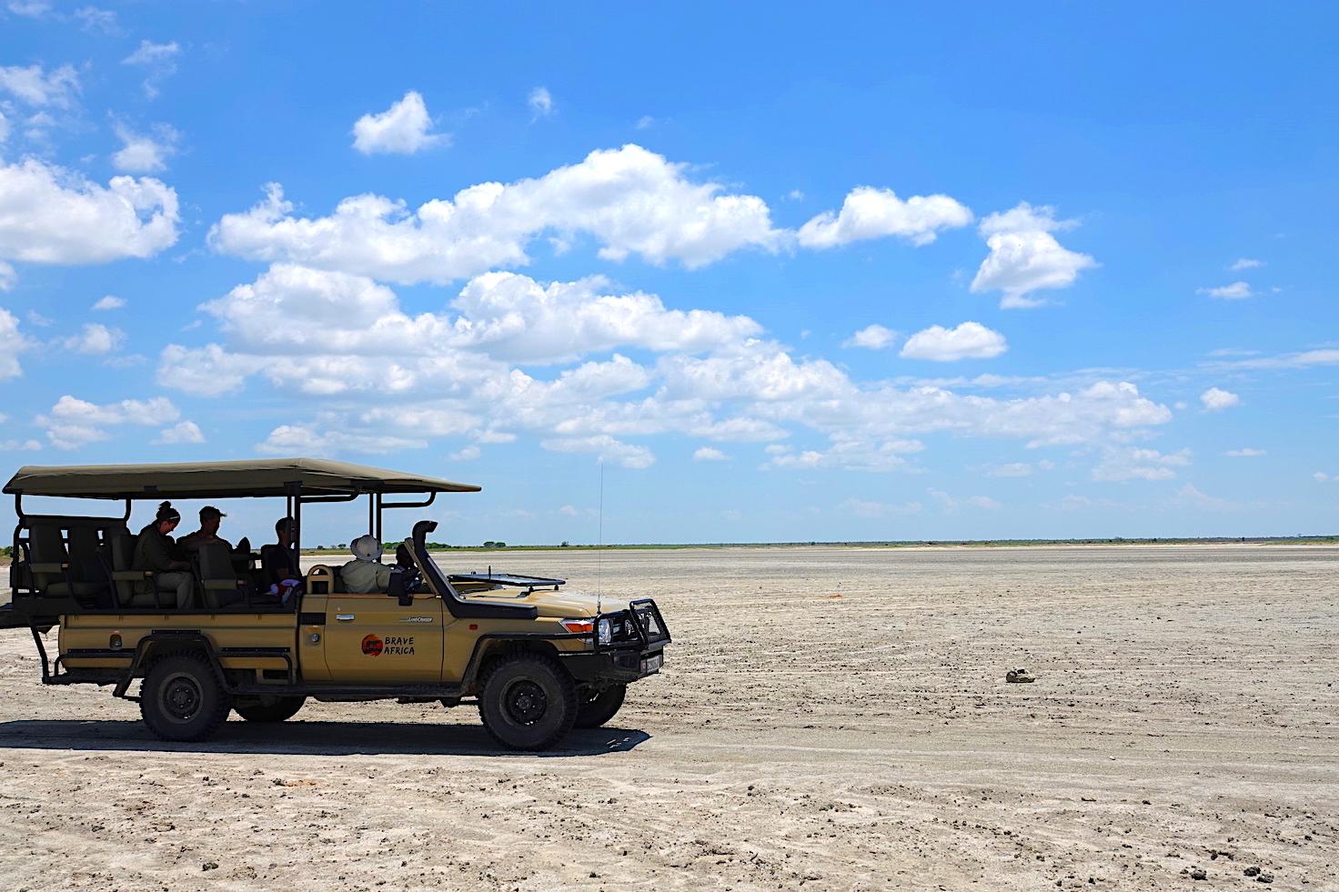 Botswana Mobile Safari Travel
