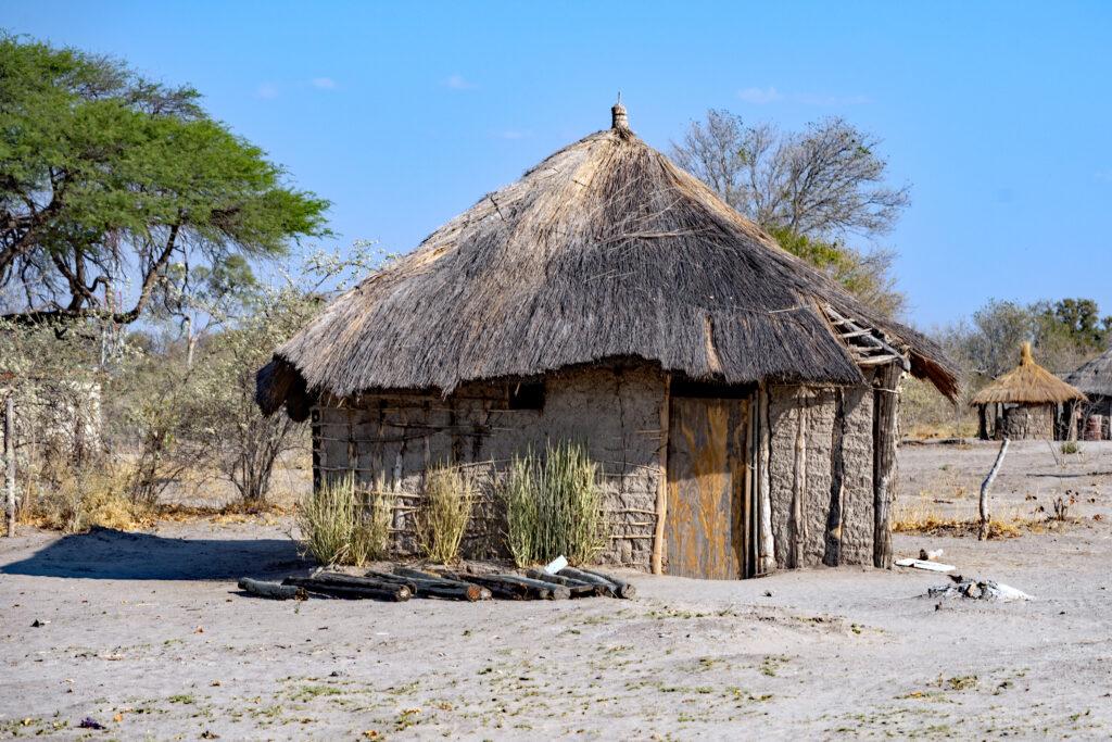 Khwai Village Visit
