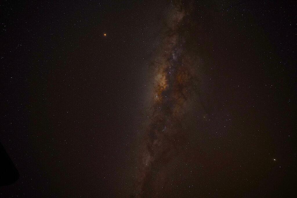 Botswana stargazing