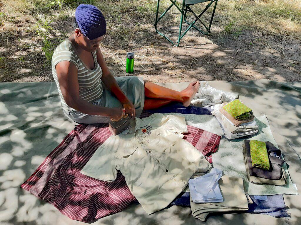 Brave Africa Safari Laundry